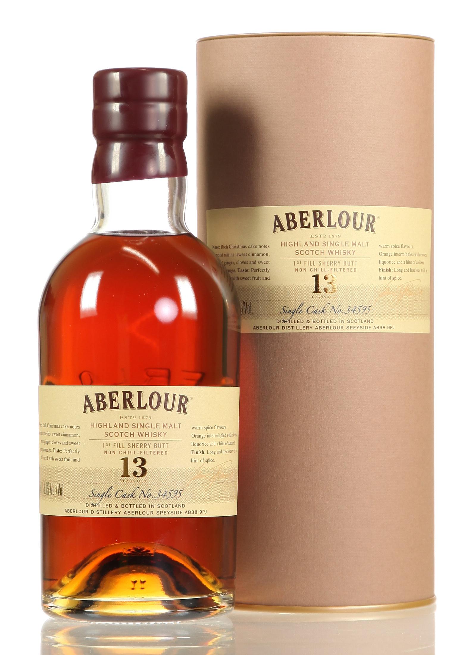 Aberlour Single Cask
