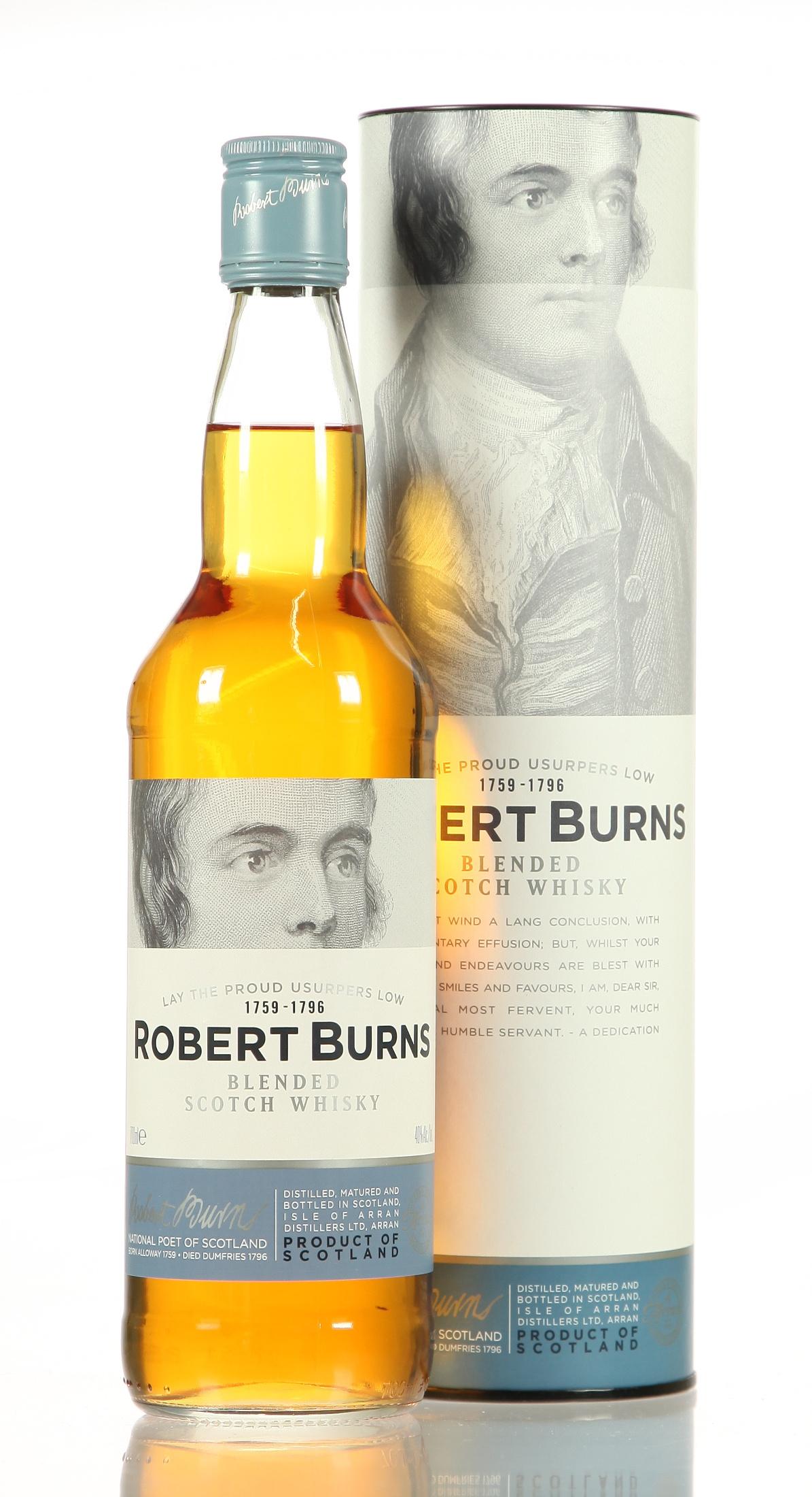 Robert Burns Blend