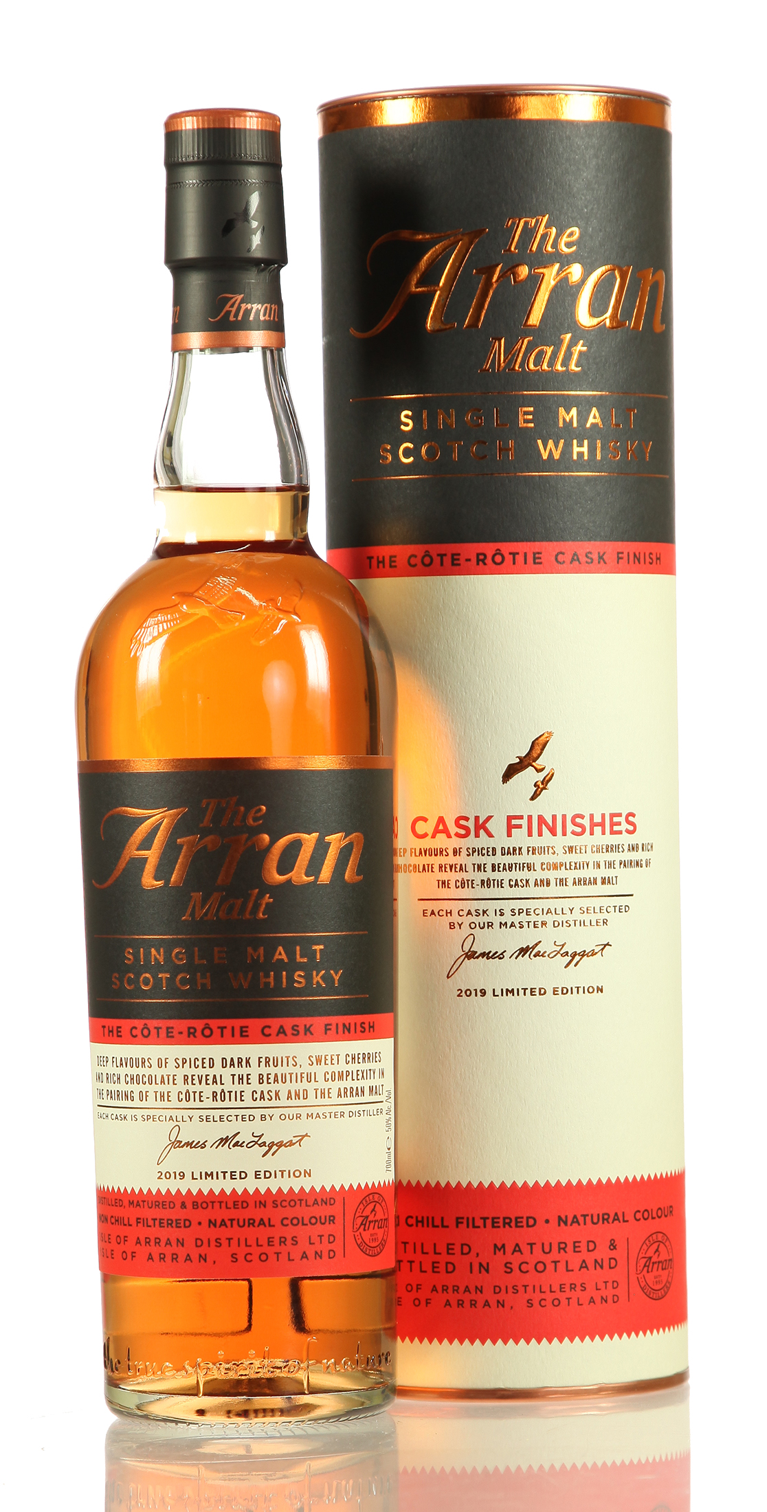 Arran Côte-Rôtie Cask Finish