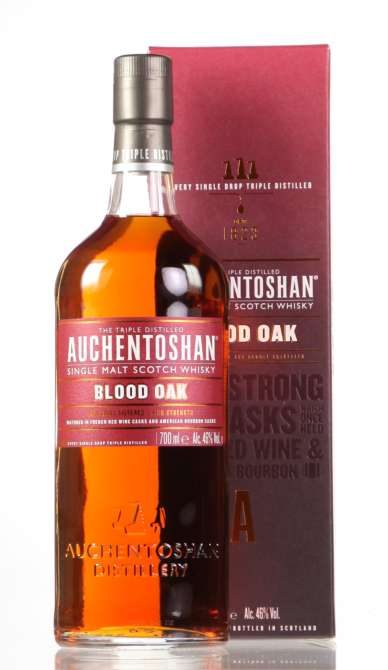 Auchentoshan Blood Oak