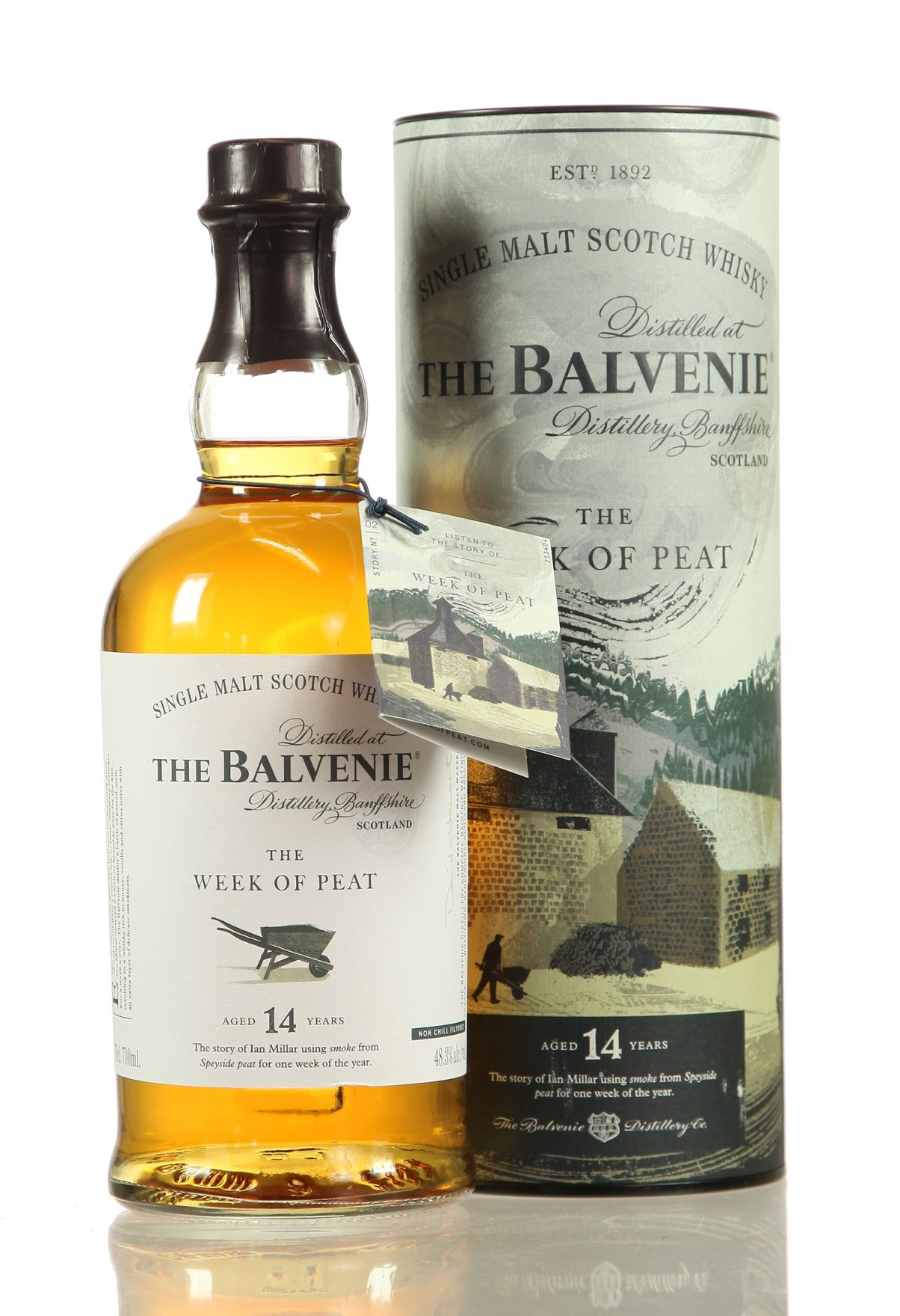 Balvenie Week of Peat