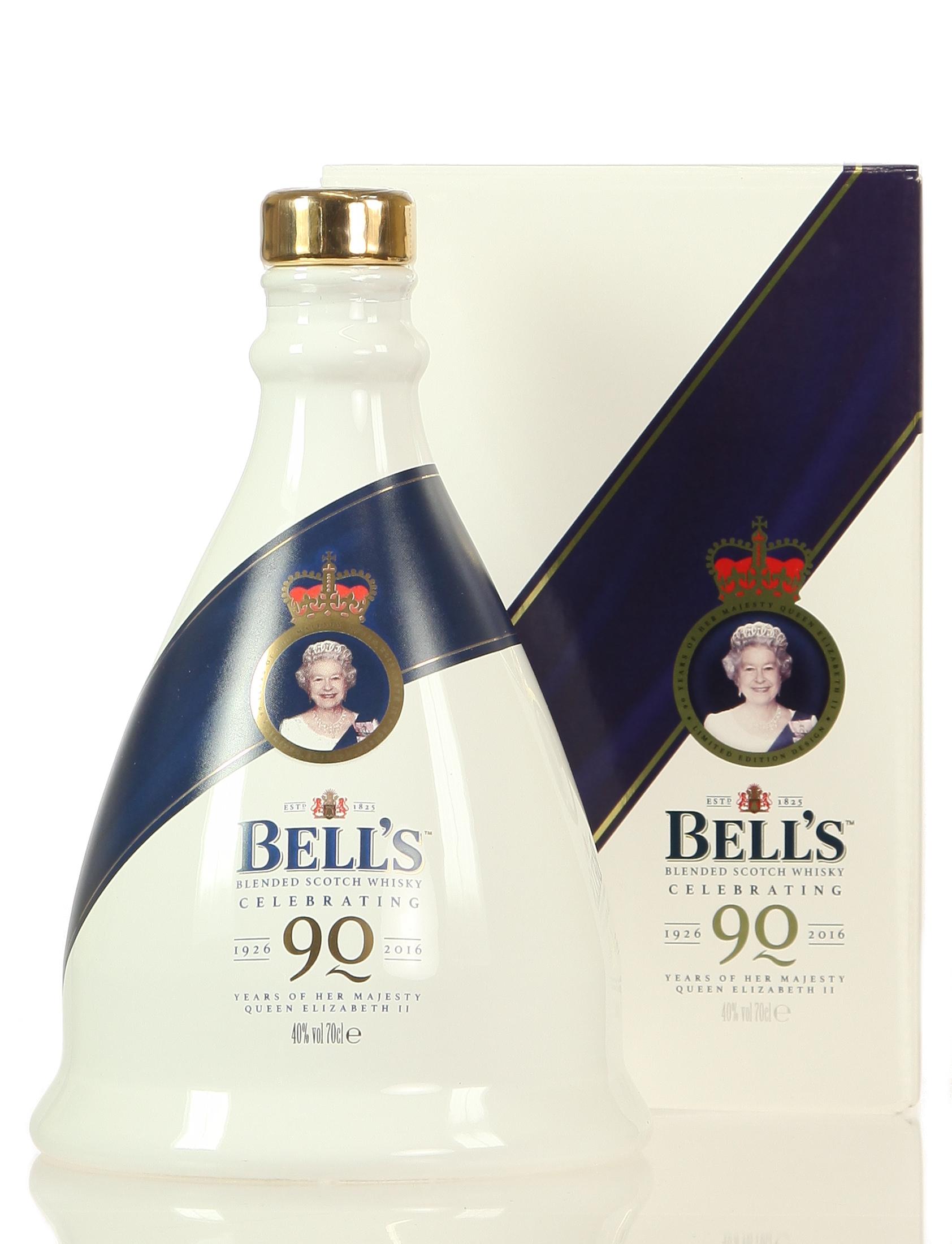 Bell's Queen Elizabeth II 90th Birthday
