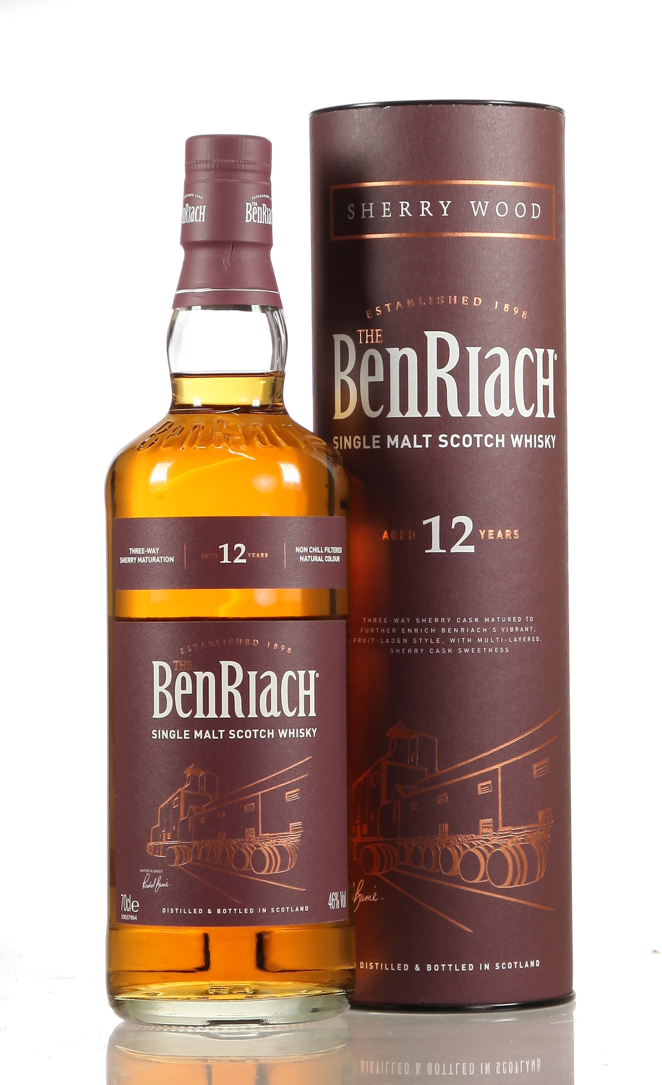 Benriach Sherryfass
