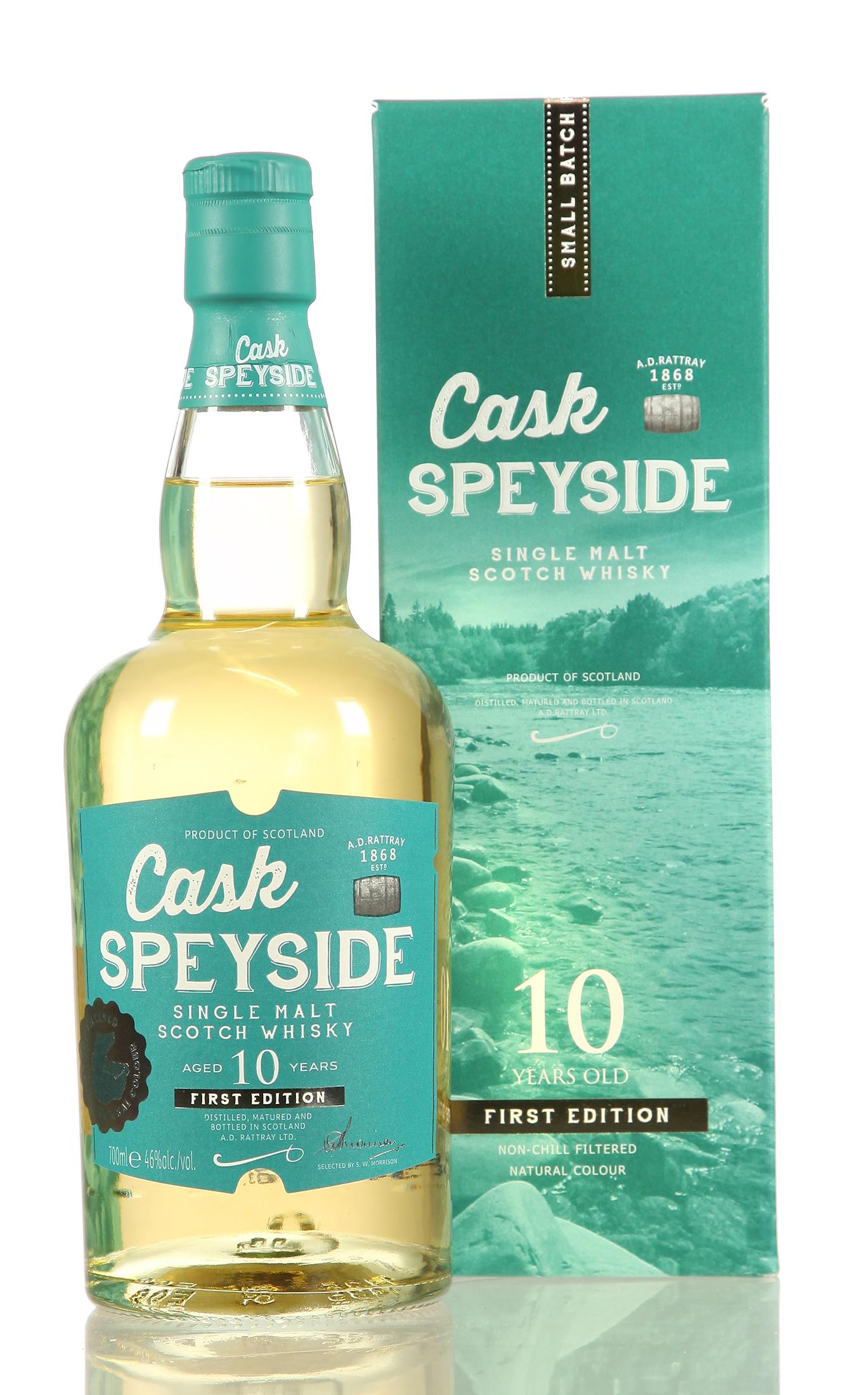Cask Speyside