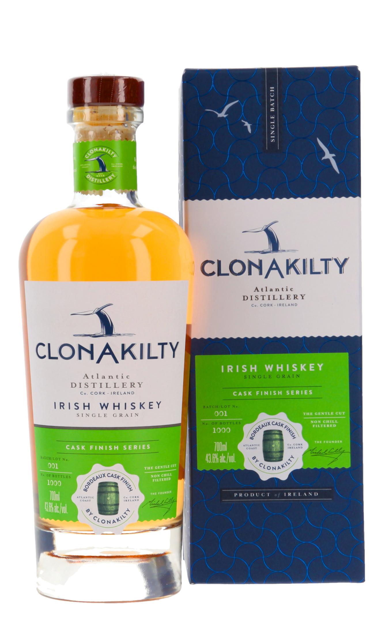 Clonakilty Bordeaux Finish