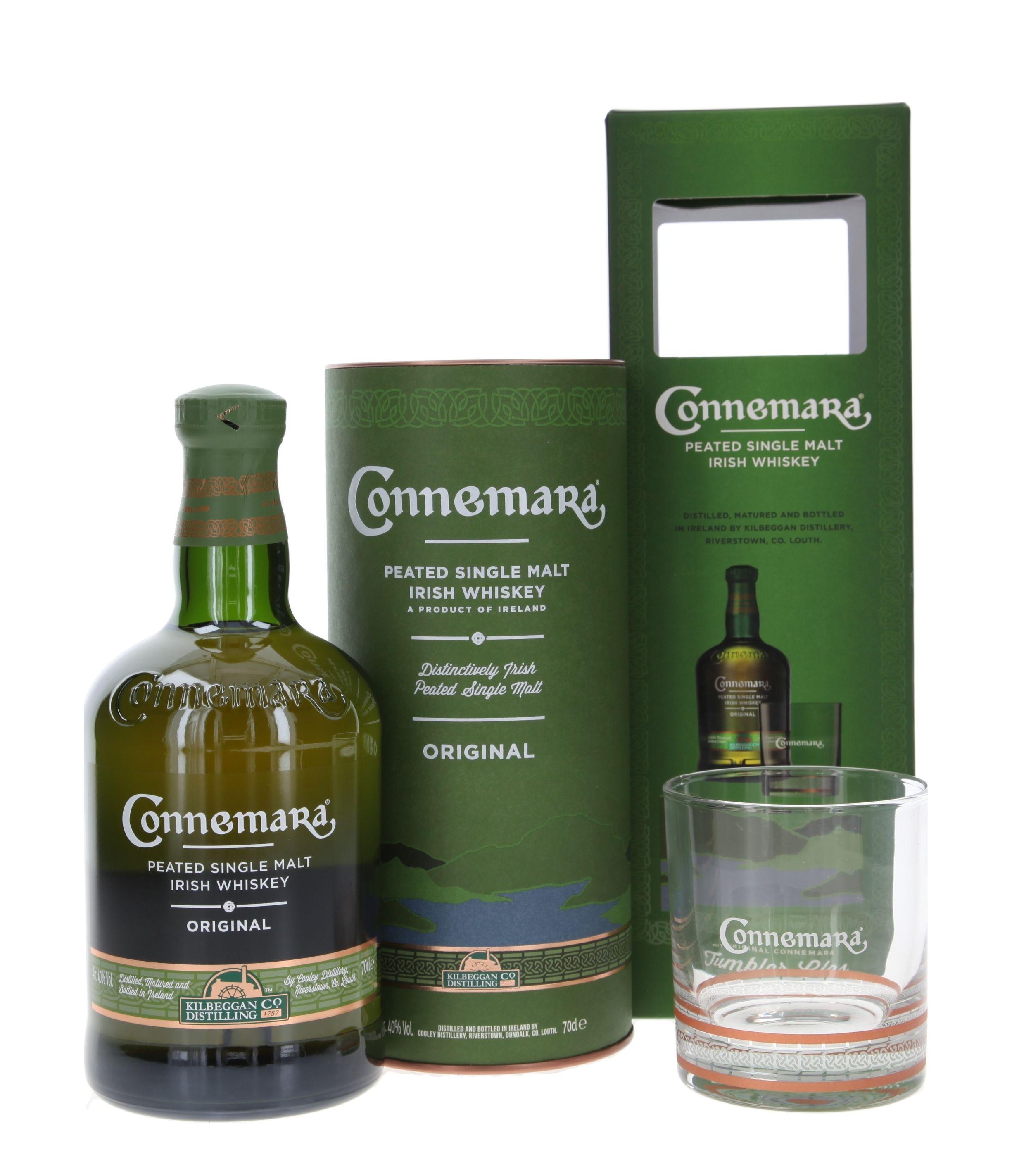 Connemara Original mit Tumbler