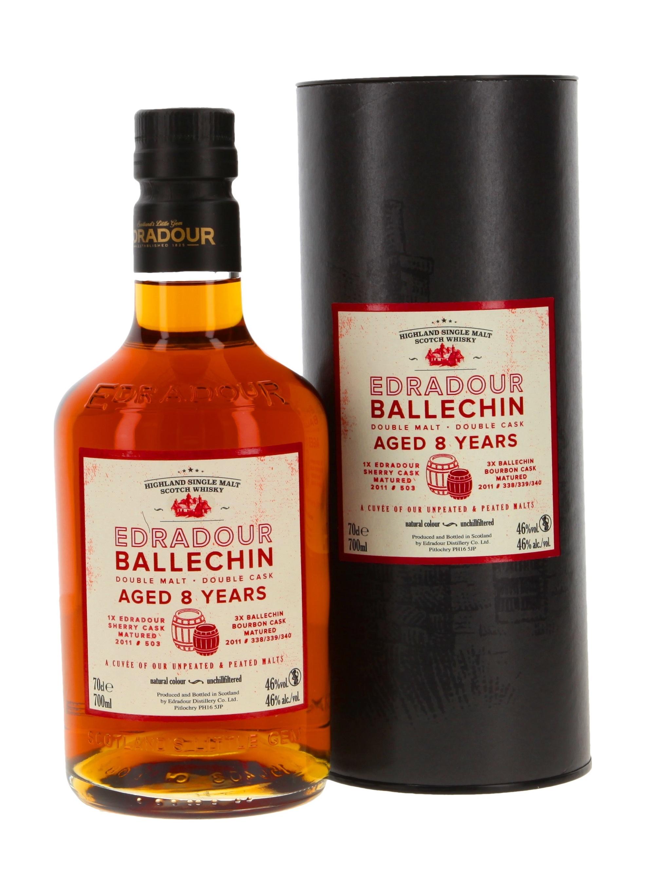 Edradour Ballechin Cuvée
