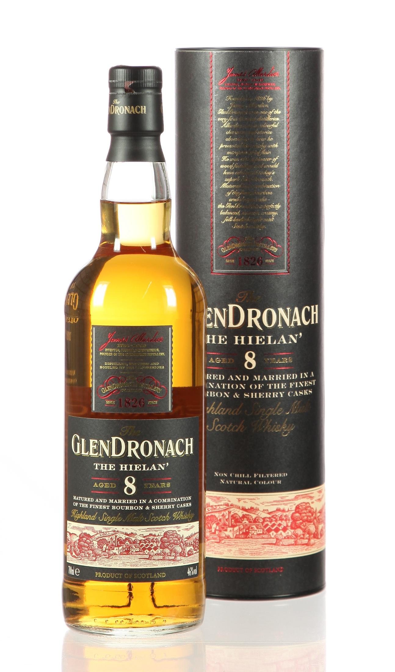 Glendronach The Hielan