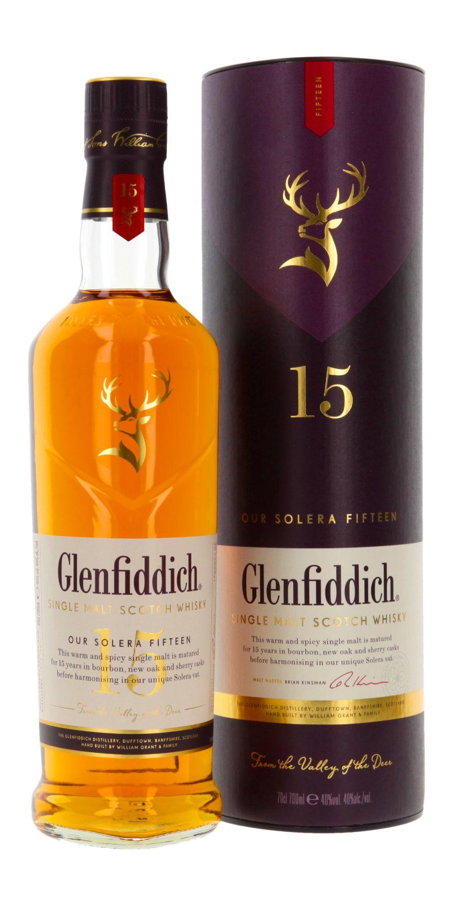 Glenfiddich Our Solera Fifteen