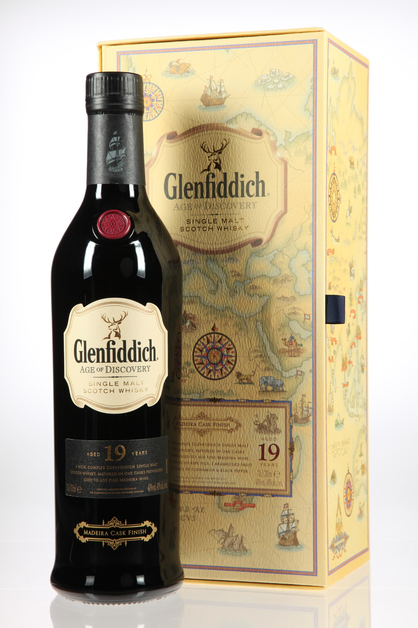Glenfiddich Age of Discovery Madeira