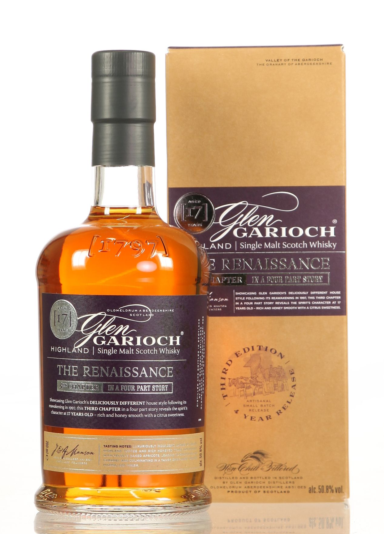 Glen Garioch Renaissance 3rd Chapter