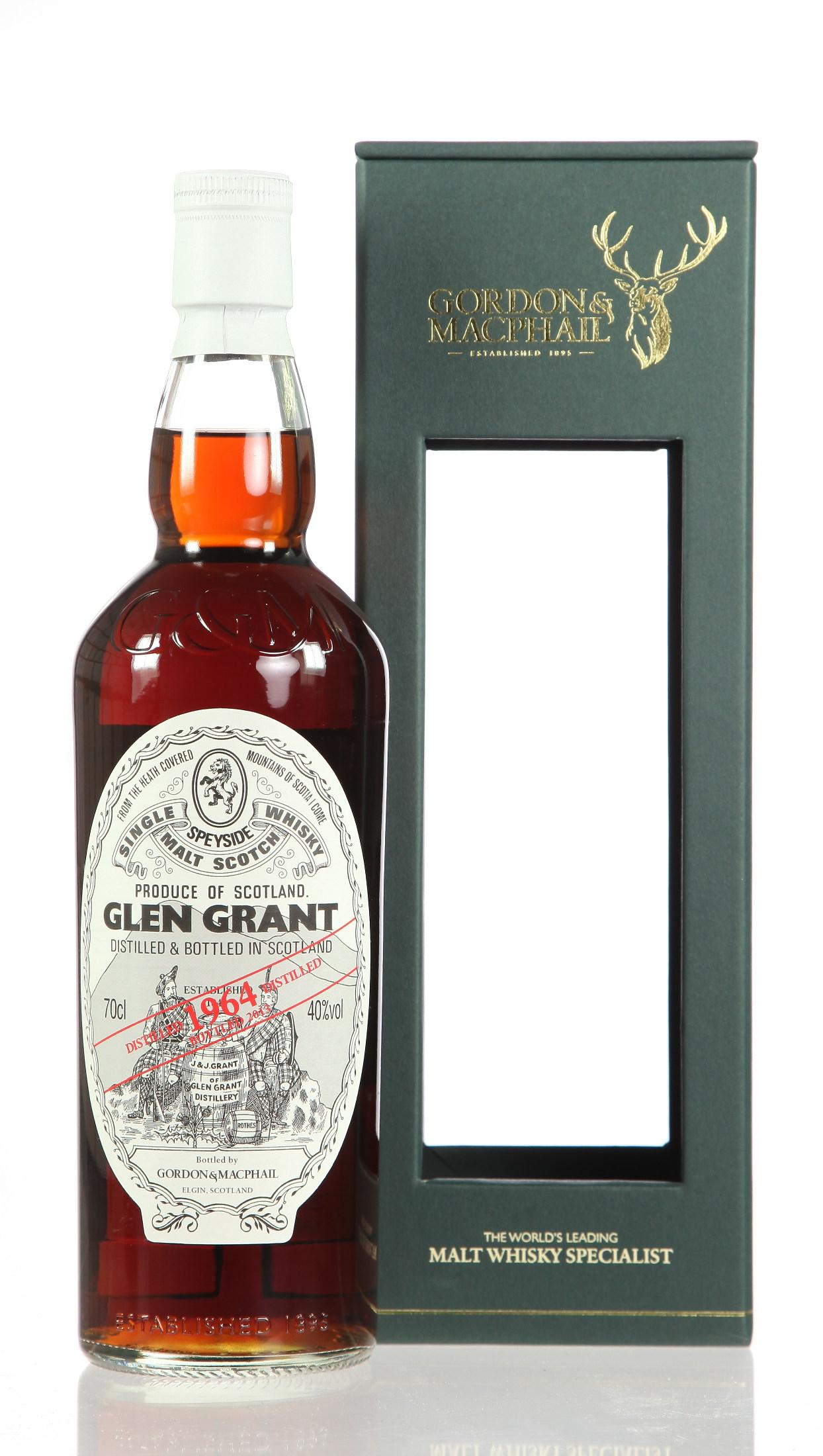 Glen Grant  40% (!)