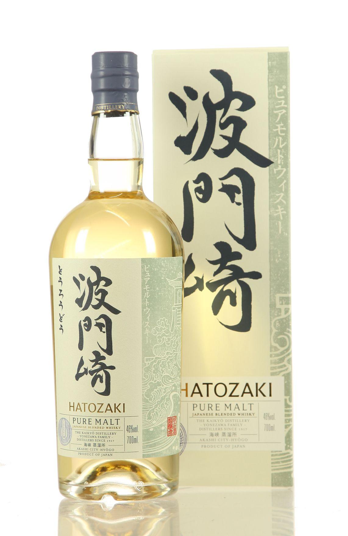 Hatozaki Pure Malt Blended