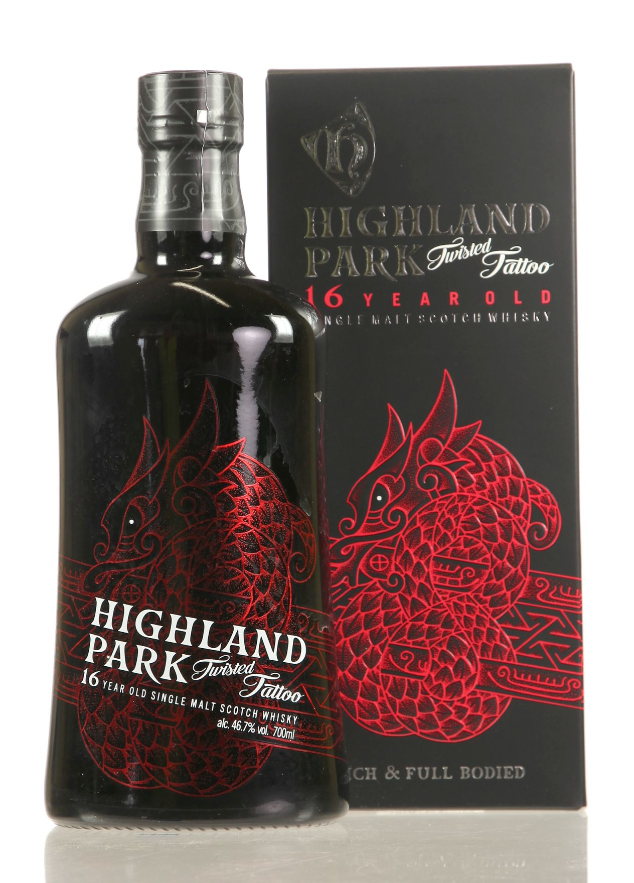 Highland Park Twisted Tattoo