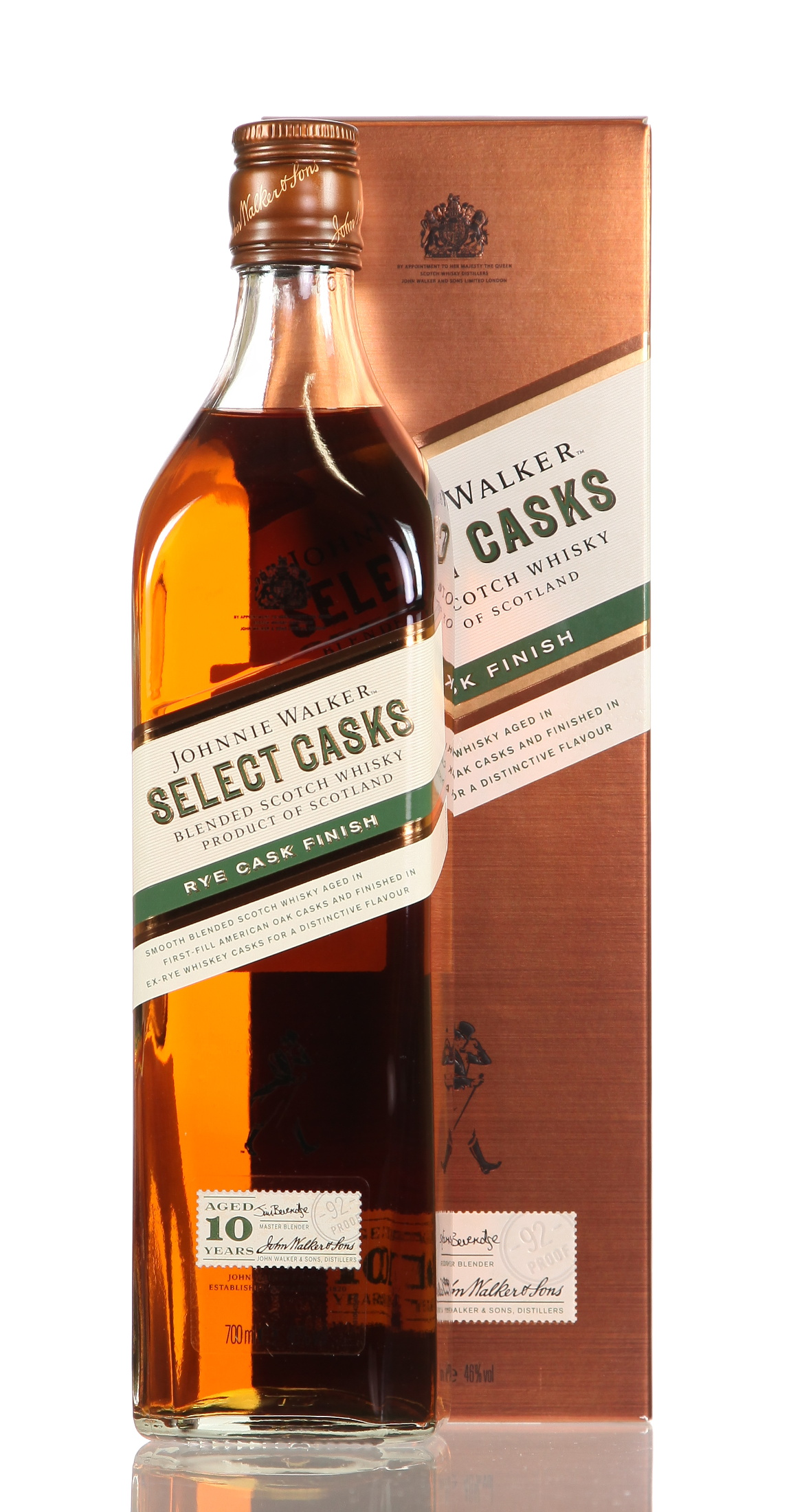 Johnnie Walker Select Casks - Rye Finish