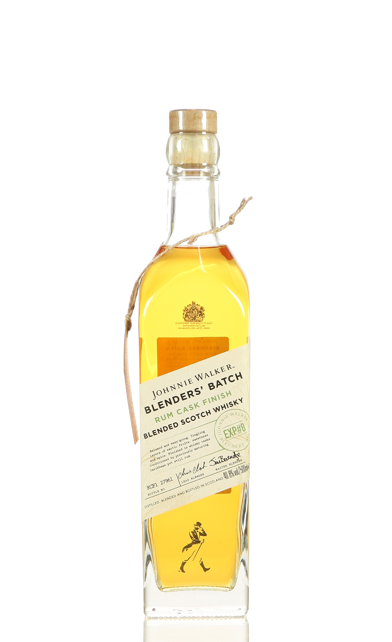 Johnnie Walker Blenders' Batch Rum