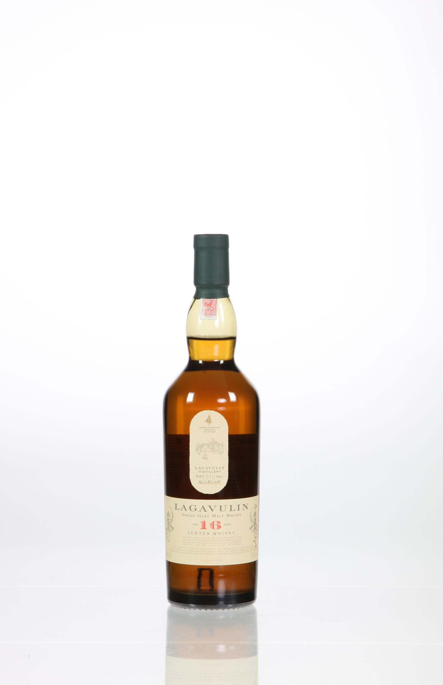 Lagavulin 0,2 Liter