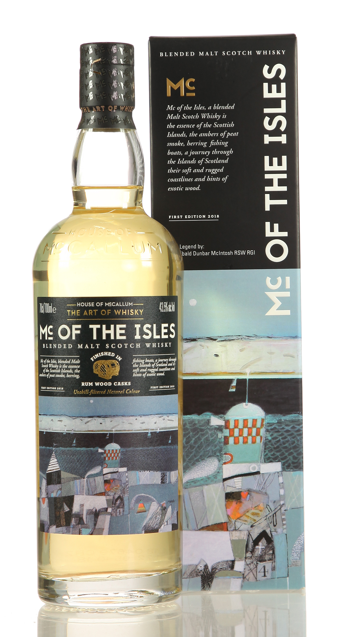 McCallum of the Isles - Rum Finish