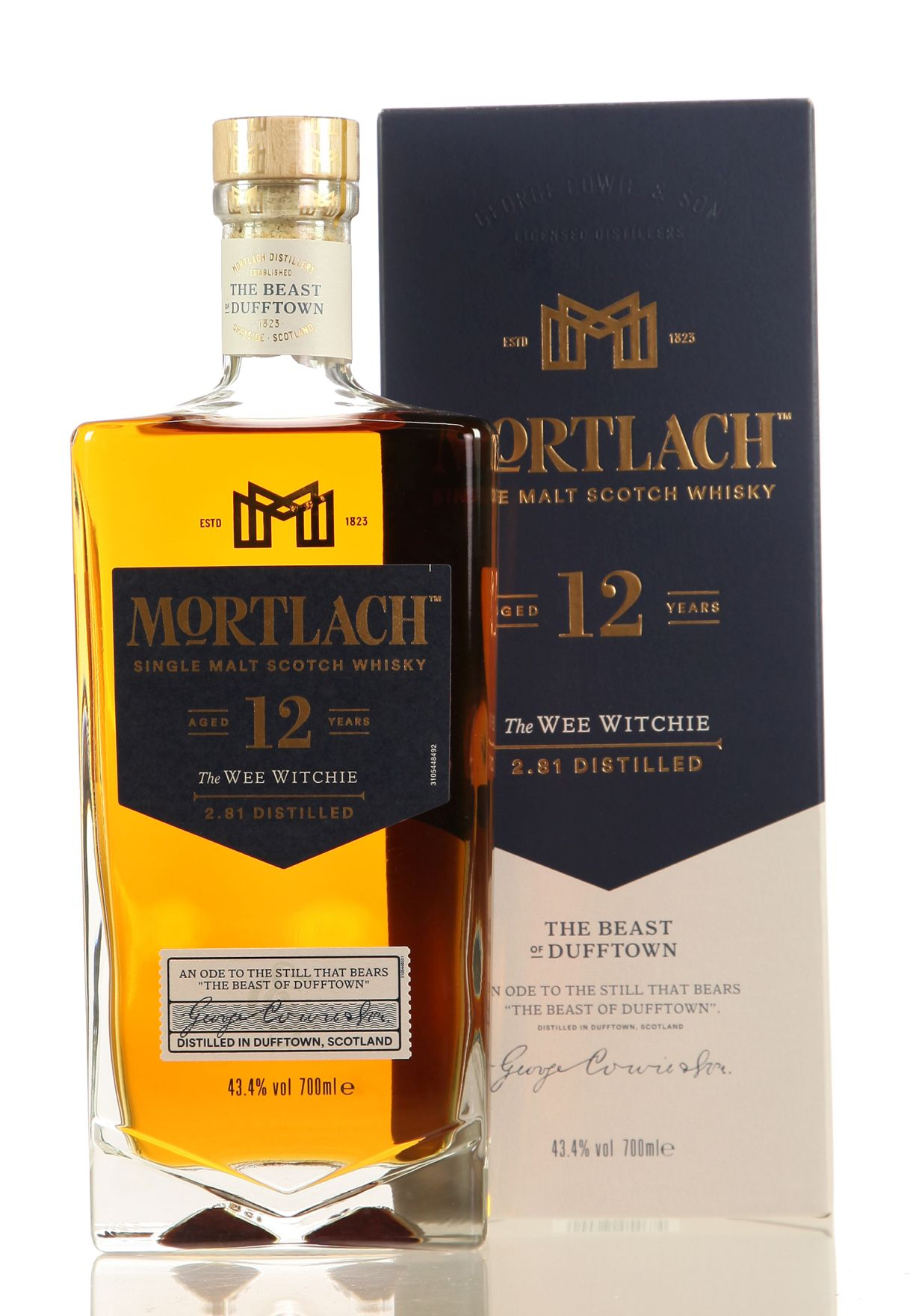 Mortlach The Wee Witchie