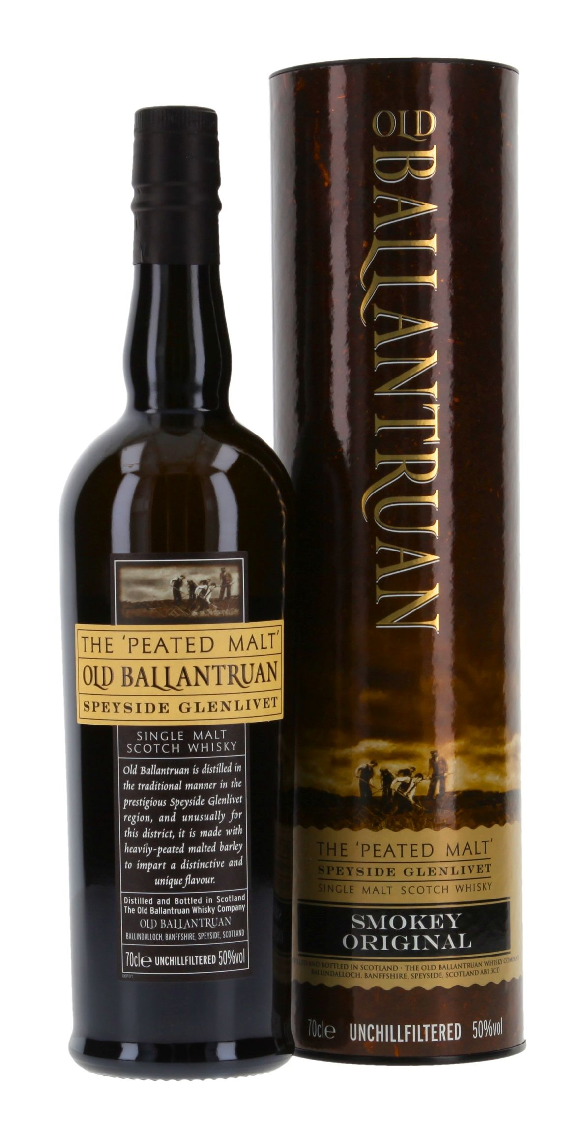 Old Ballantruan