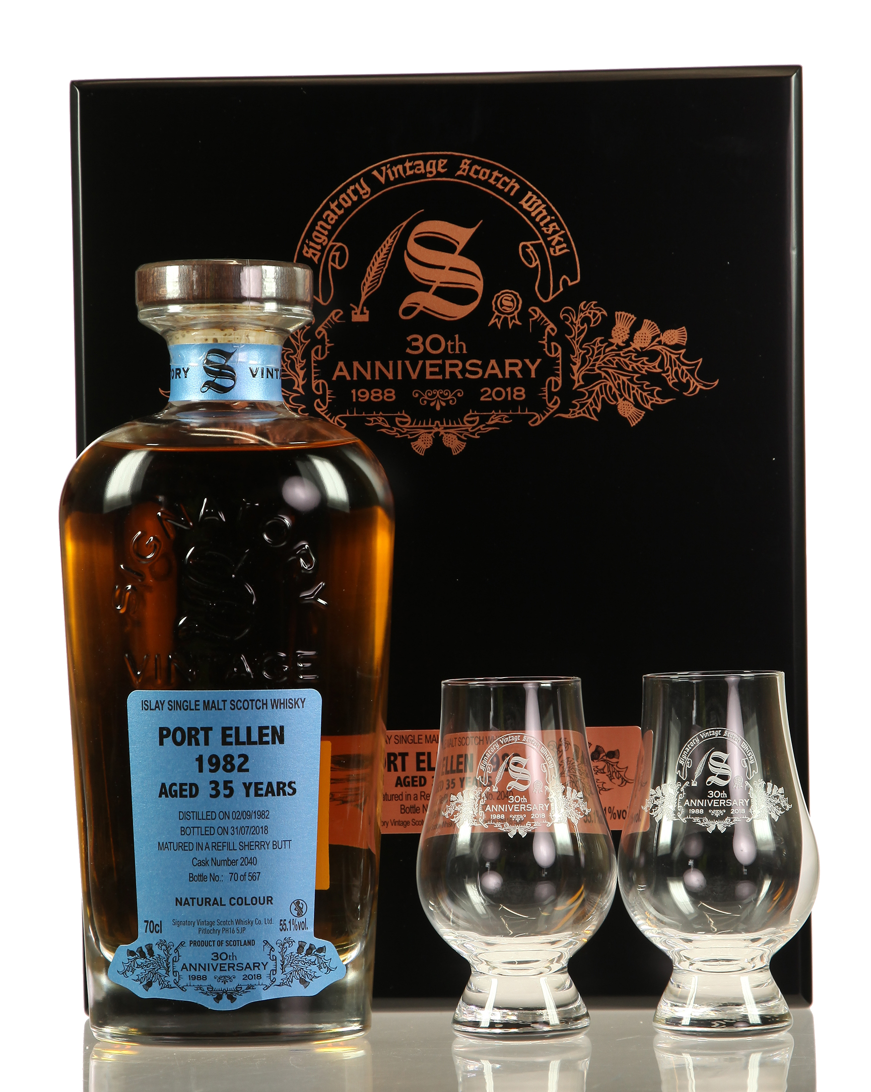 Port Ellen - 30th Anniversary