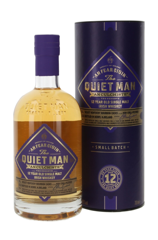 The Quiet Man 12 Jahre Whiskyde