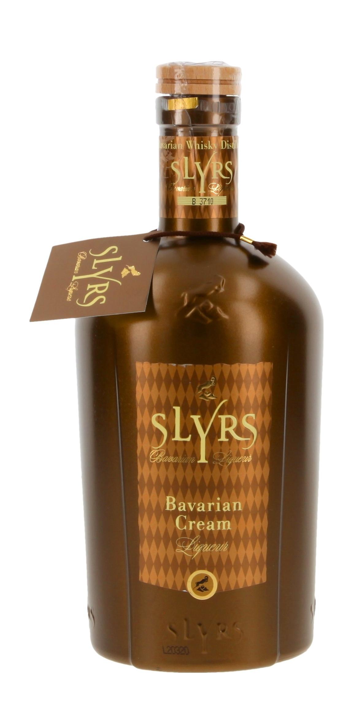 Slyrs Likör Bavarian Cream