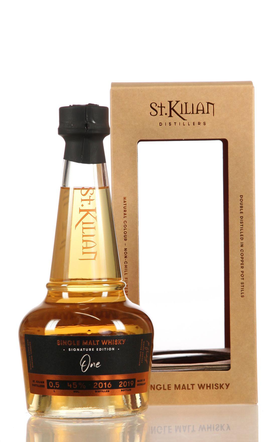 "St. Kilian Signature Edition ""One"""