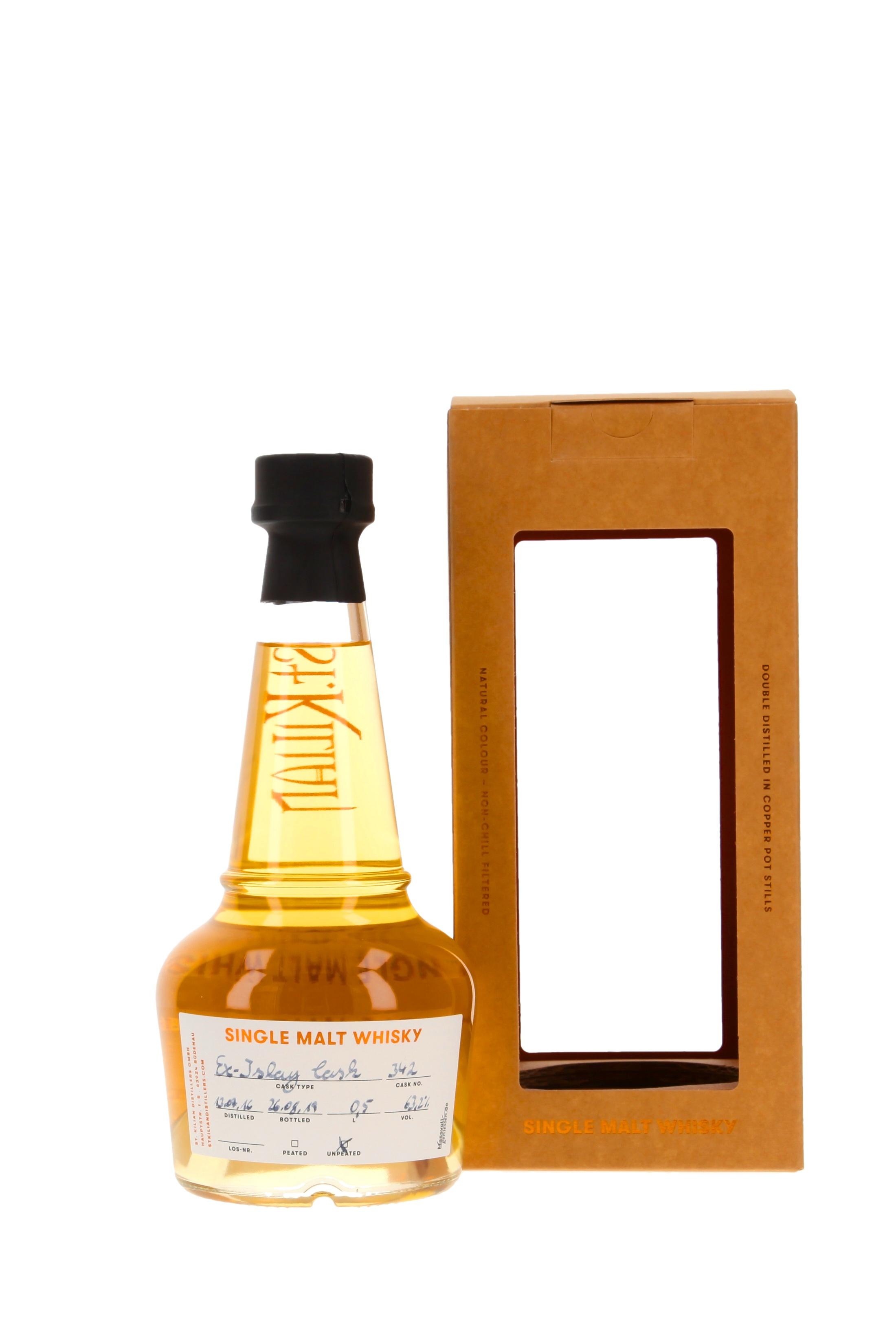 St. Kilian 'Whisky.de exklusiv' Laphroaig