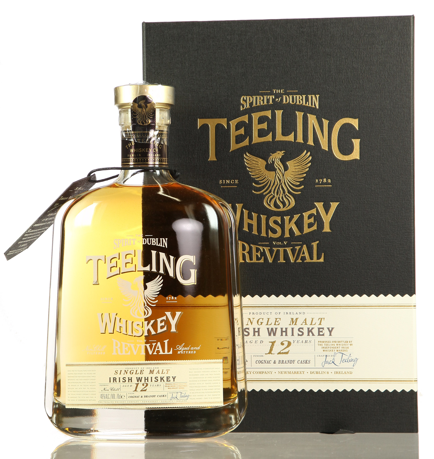 Teeling Revival Brandy und Cognac Finish