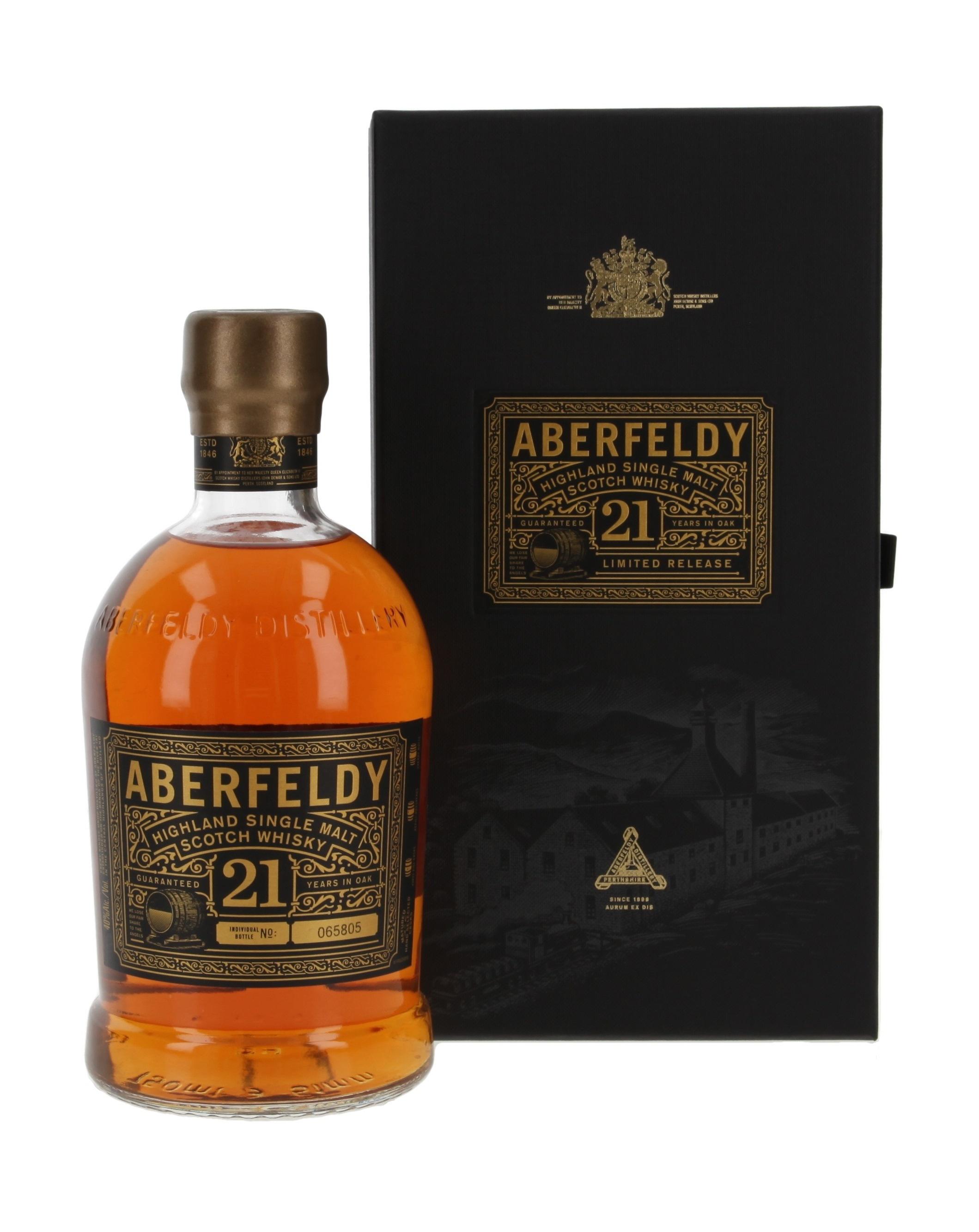 Aberfeldy - altes Design