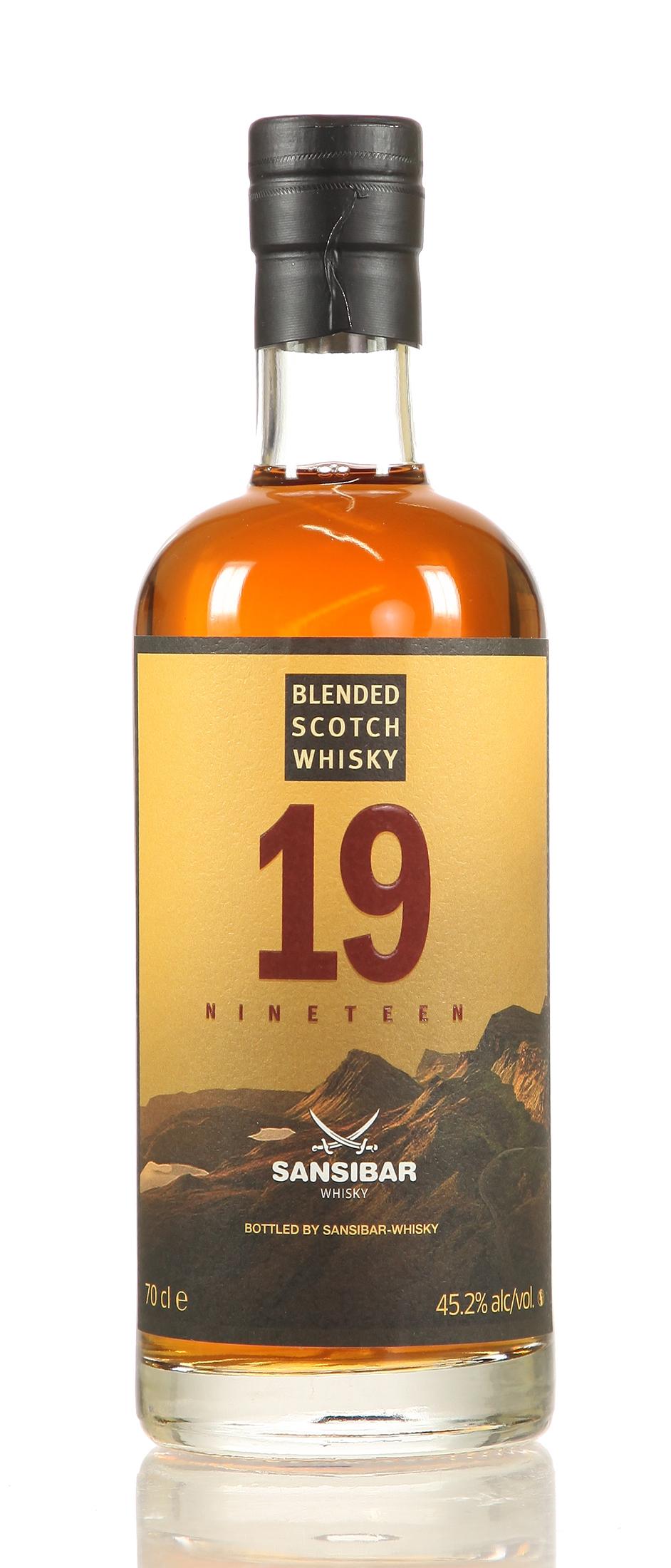 Blended Scotch Whisky Sansibar