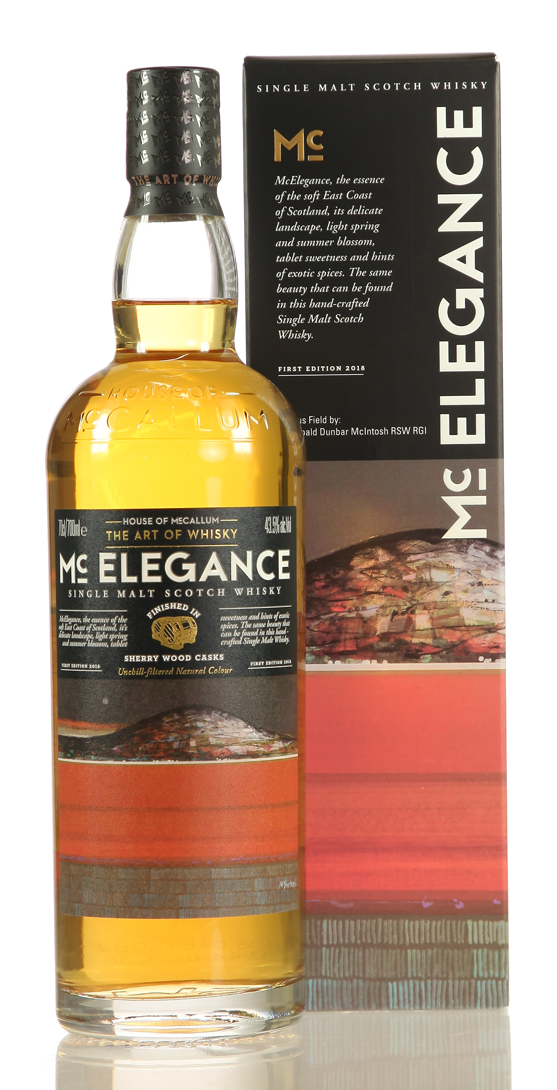 McCallum Elegance - Sherry Finish