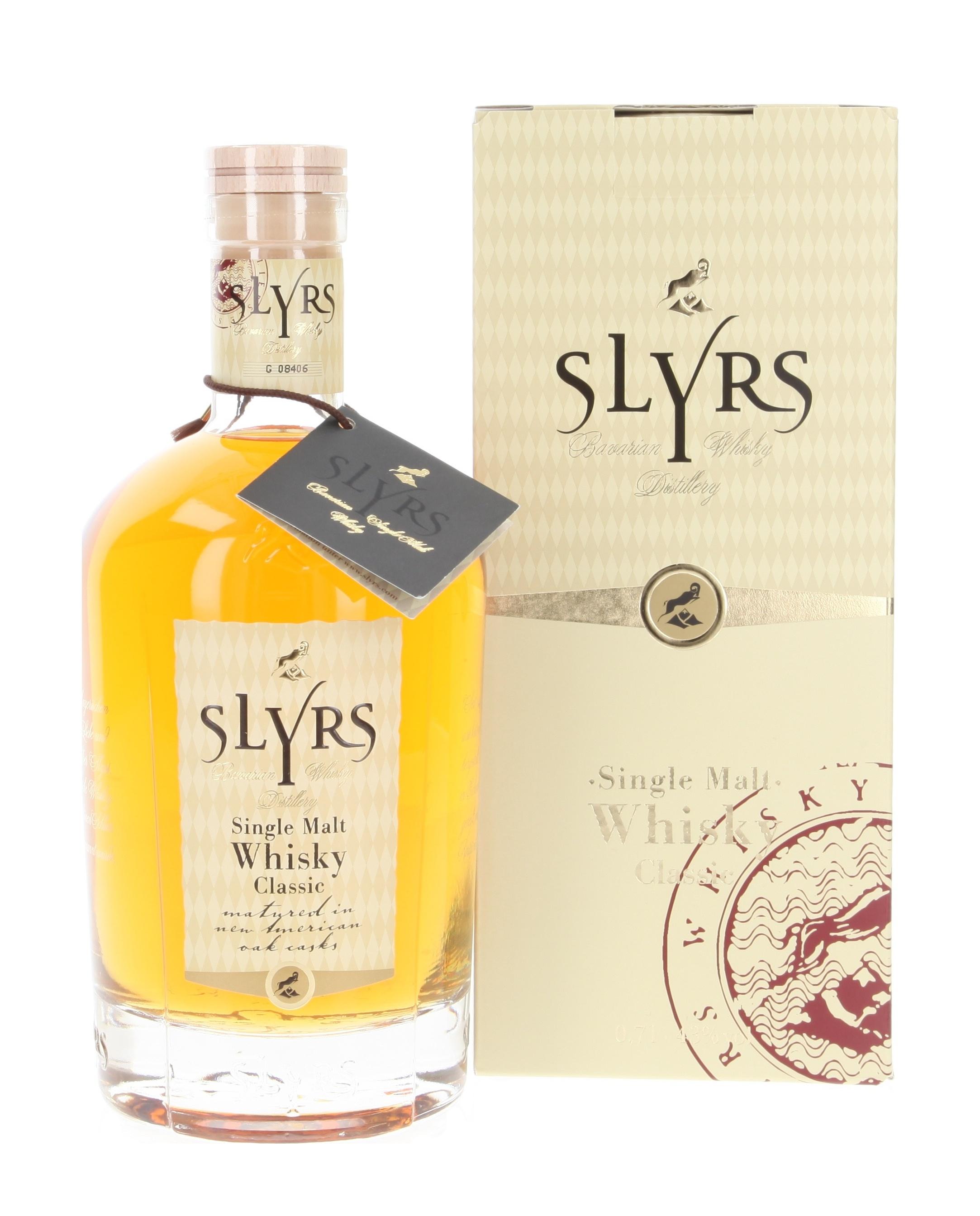 Slyrs Classic