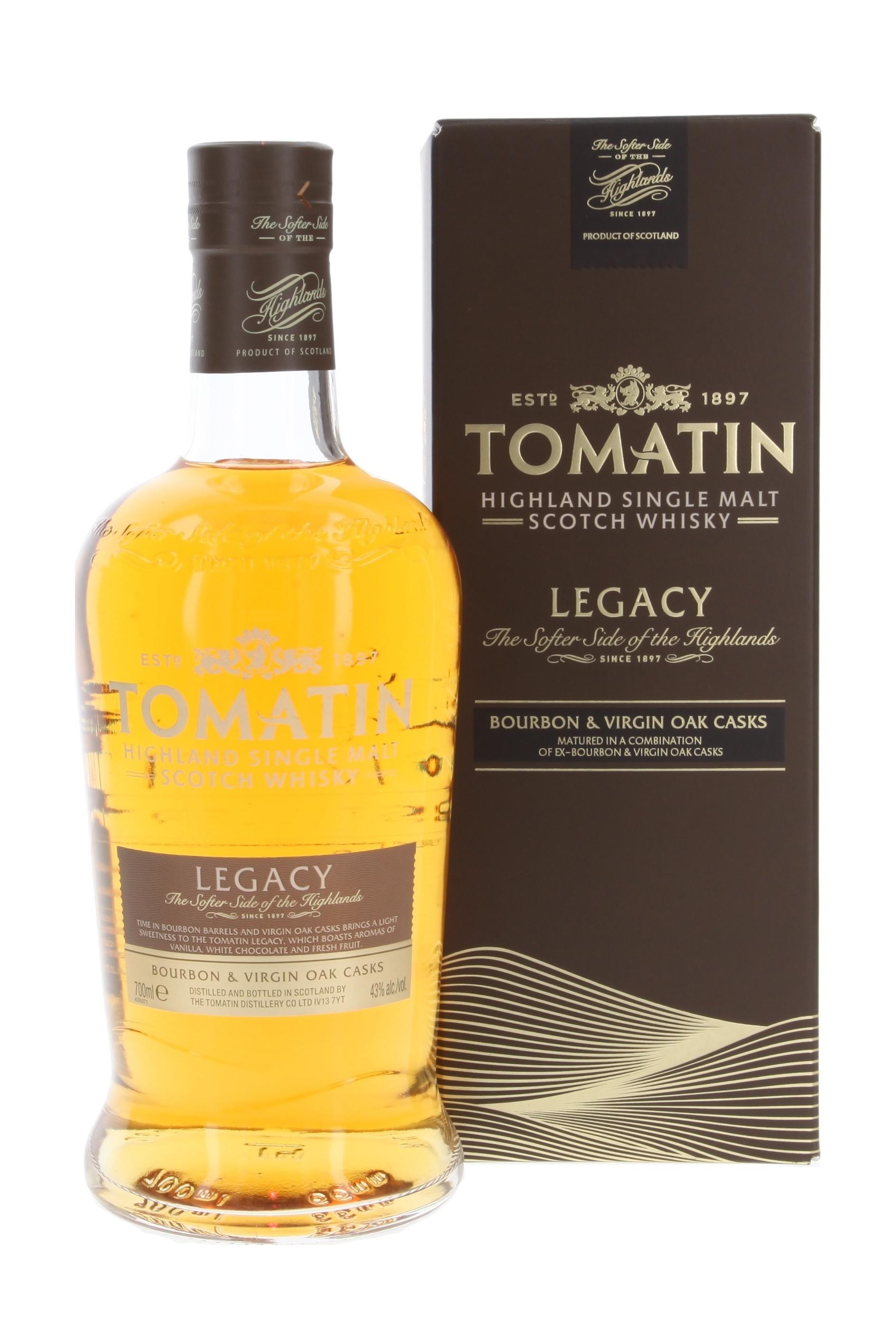 Deanston Virgin Oak Scotch Whisky 0,7L (46,3% Vol