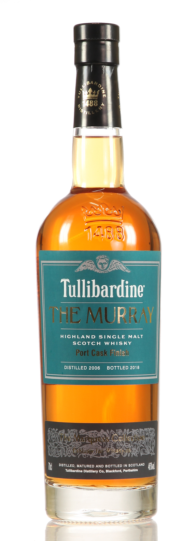 Tullibardine The Murray Port 'Whisky.de exklusiv'