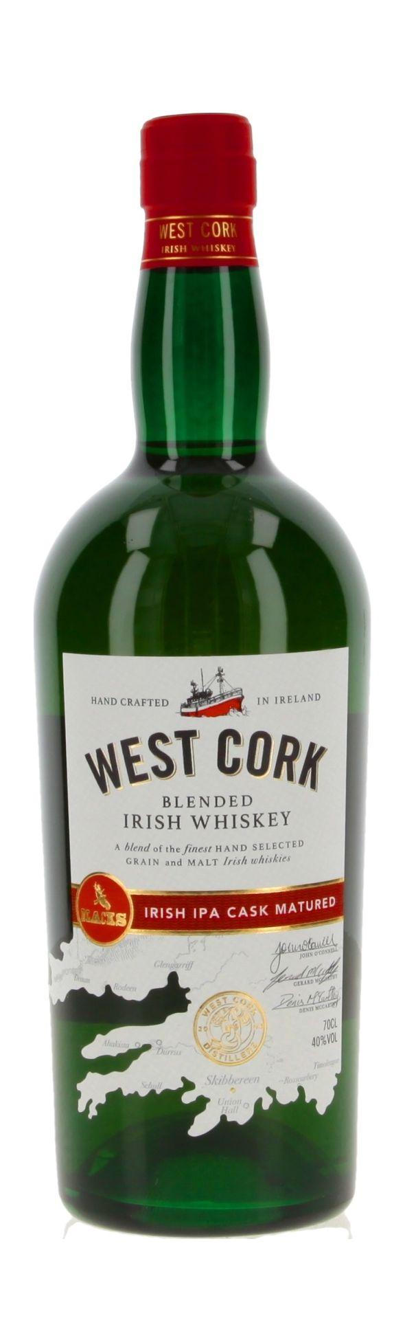 West Cork Irish IPA Cask Finish