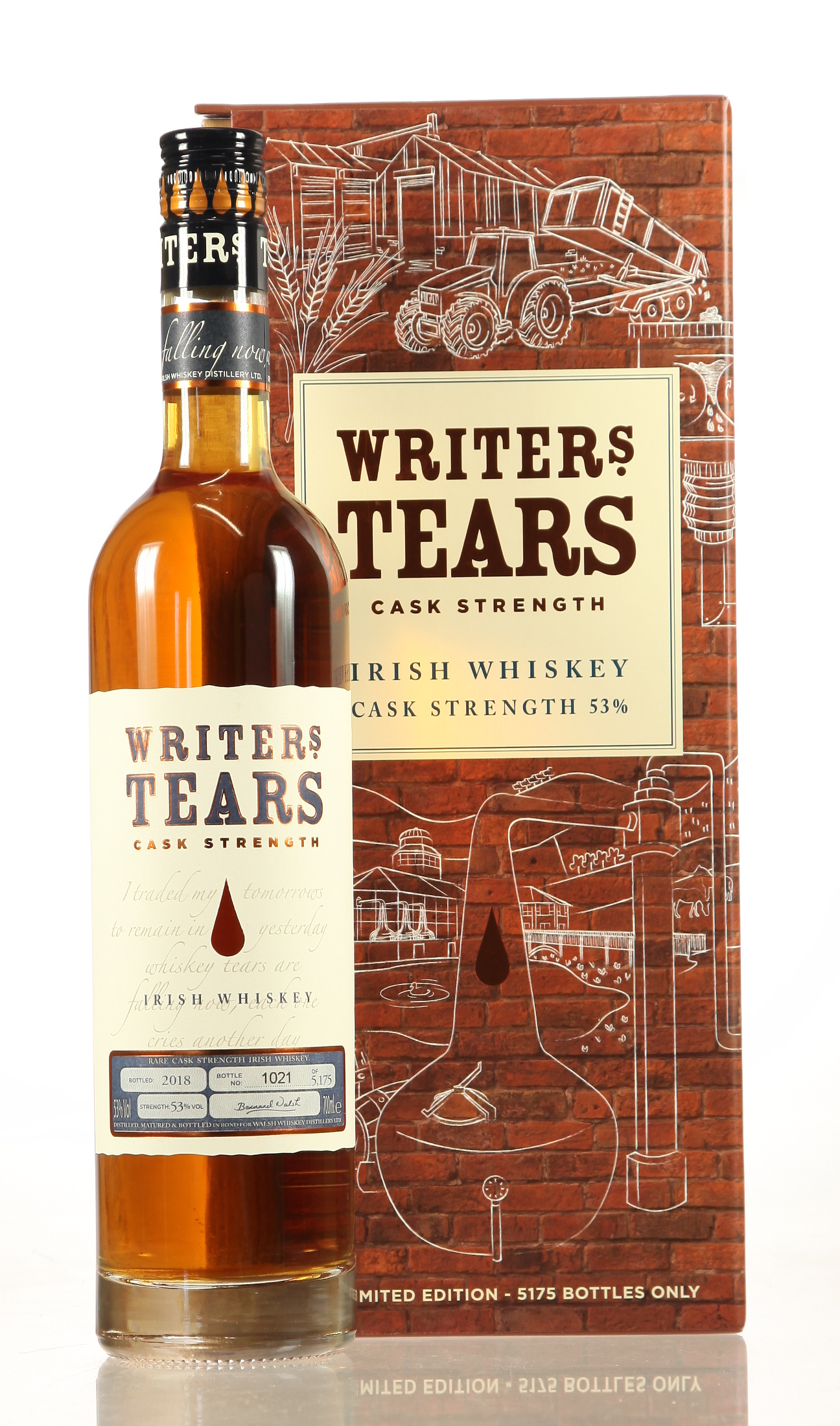 Writers Tears Cask Strength