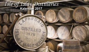 Isle of Islay Distilleries Kalender 2017